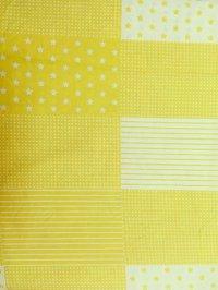 Bienenwachstuch Sterne/Streifen/Punkte
